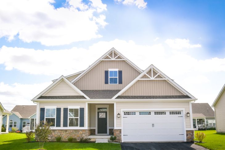 Looking for First Floor Living?:The Groves at Cedar Hills offers first floor living so you can right size your home and have less lawn maintenance. Click here to learn more!