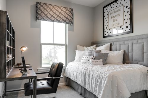 Bedroom-in-Strauss Attic-at-Oakdale Village Townhomes-in-Ijamsville