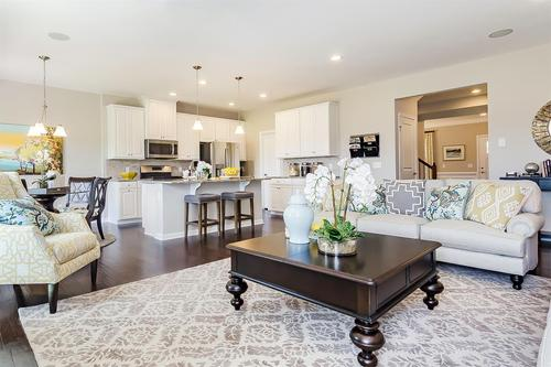Greatroom-and-Dining-in-Genoa-at-Townes at Five Forks-in-Simpsonville