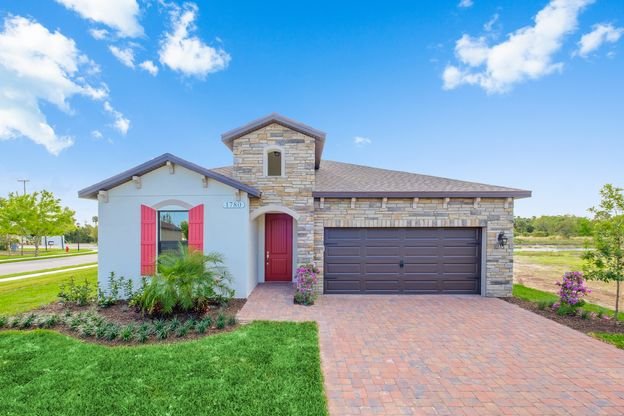 Welcome to The Willows:Gated community living with 4 hometypes and 3 exterior styles to choose from, and low HOA fees that include maintenance.