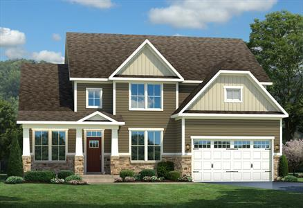 Silver Summit by HeartlandHomes in Pittsburgh Pennsylvania