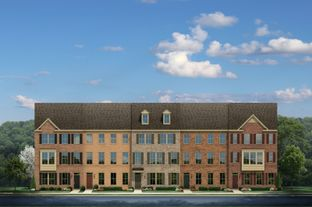 McPherson - Timothy Branch Townhomes: Brandywine, District Of Columbia - Ryan Homes