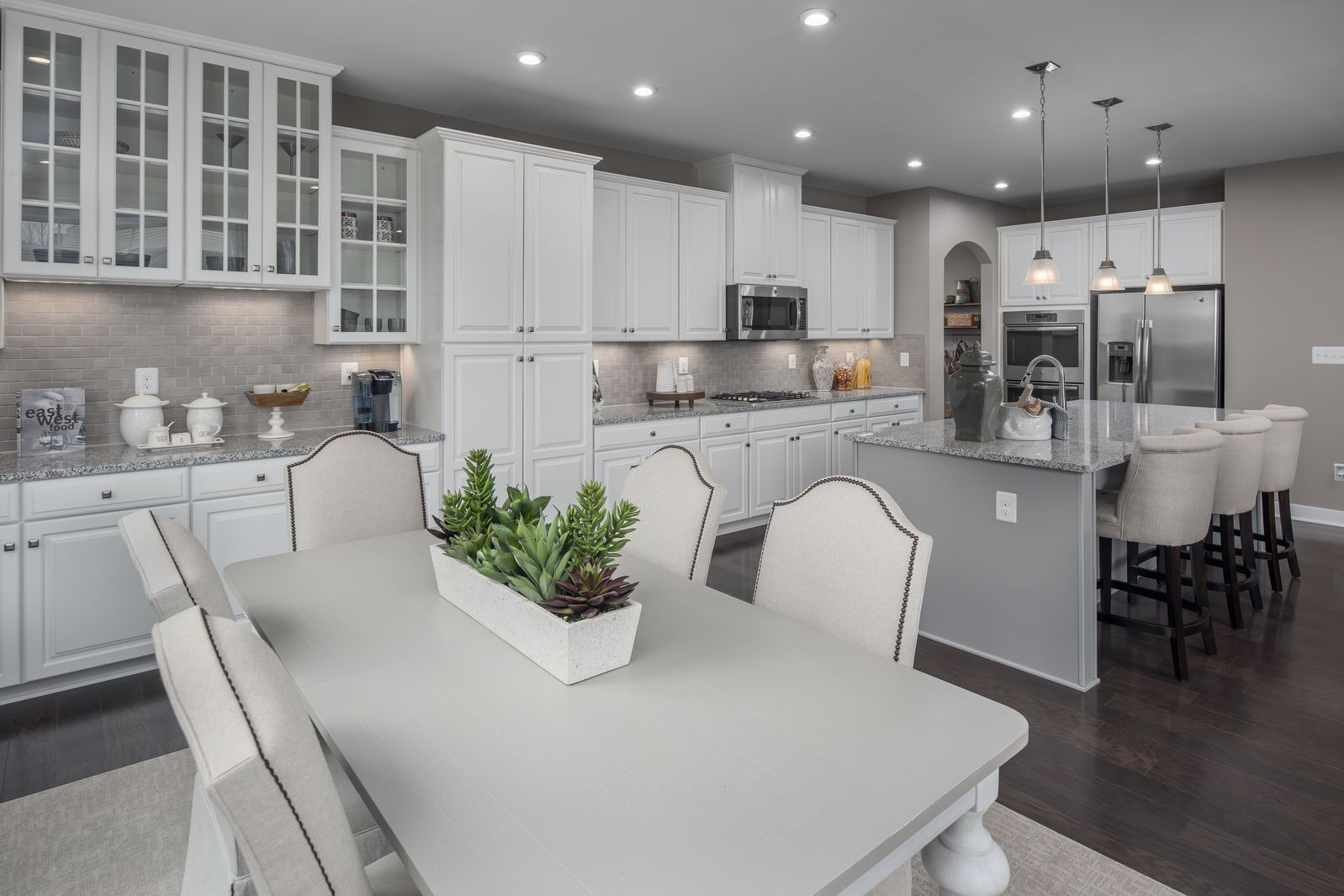 Kitchen featured in the Landon By Ryan Homes in Washington, MD