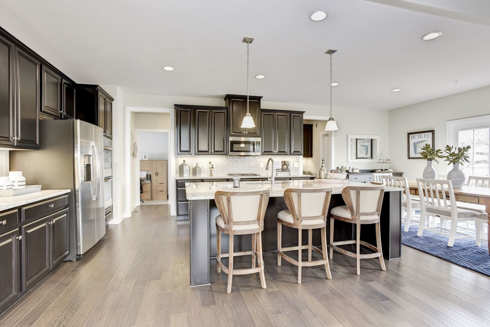 Kitchen featured in the Normandy By Ryan Homes in Washington, MD