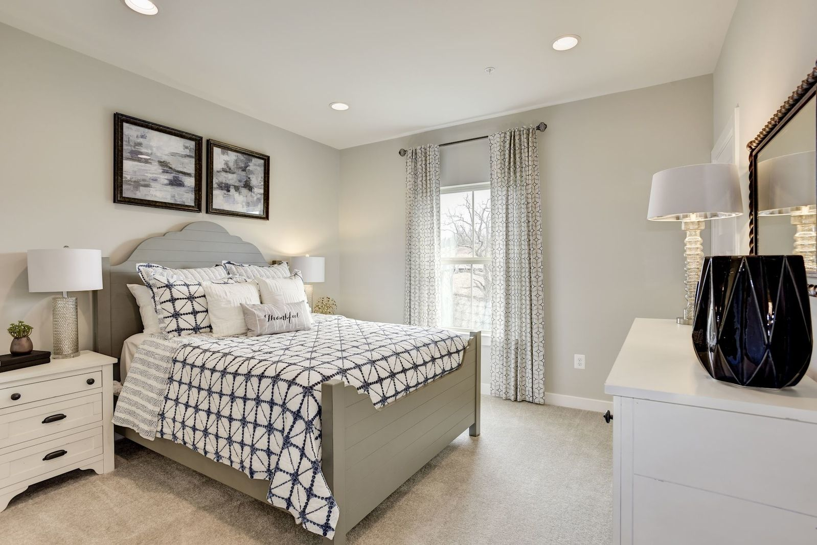Bedroom featured in the Normandy By Ryan Homes in Washington, MD
