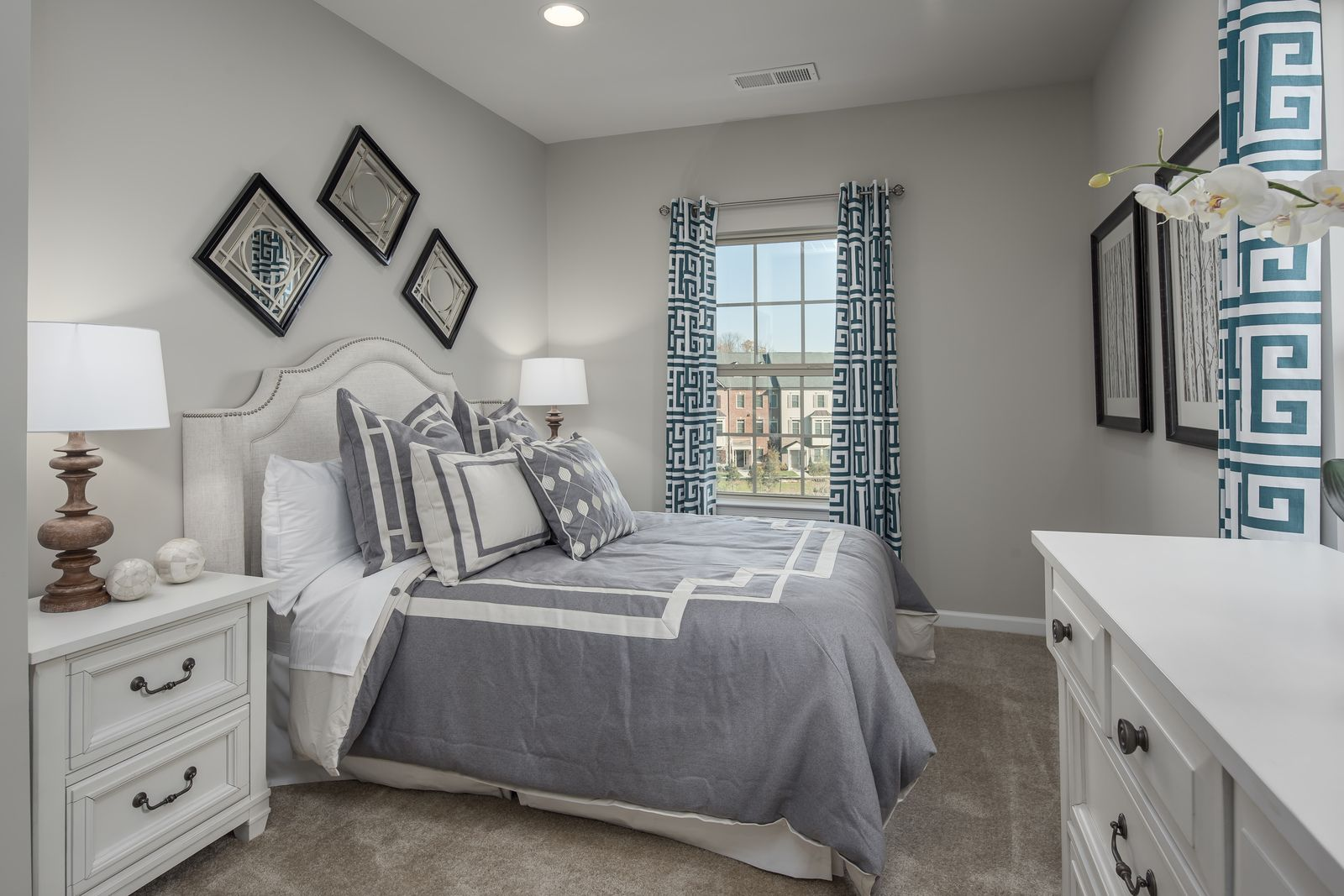 Bedroom featured in the Strauss By Ryan Homes in Washington, MD