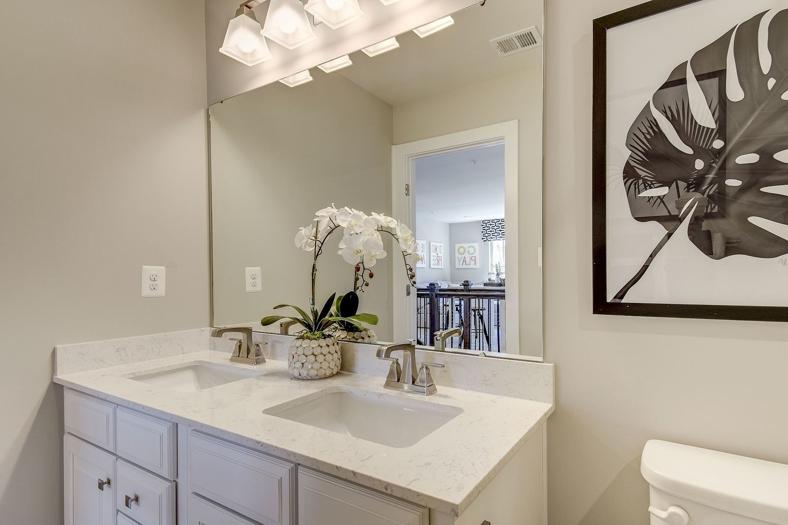 Bathroom featured in the Corsica By Ryan Homes in Washington, MD