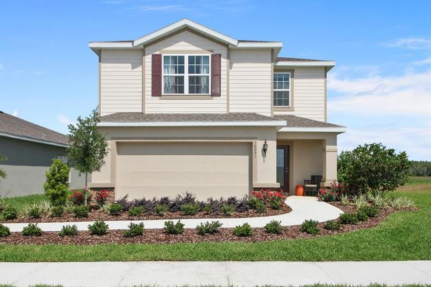 New Land O' Lakes Community:Contact usfor a personalized tour of our model homes and homesites.