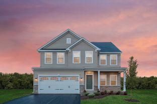 Hudson - Blackburn Single-Family Homes: Manassas, District Of Columbia - Ryan Homes