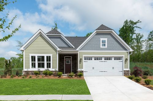 Ashland 55+ by Ryan Homes in Dover Delaware