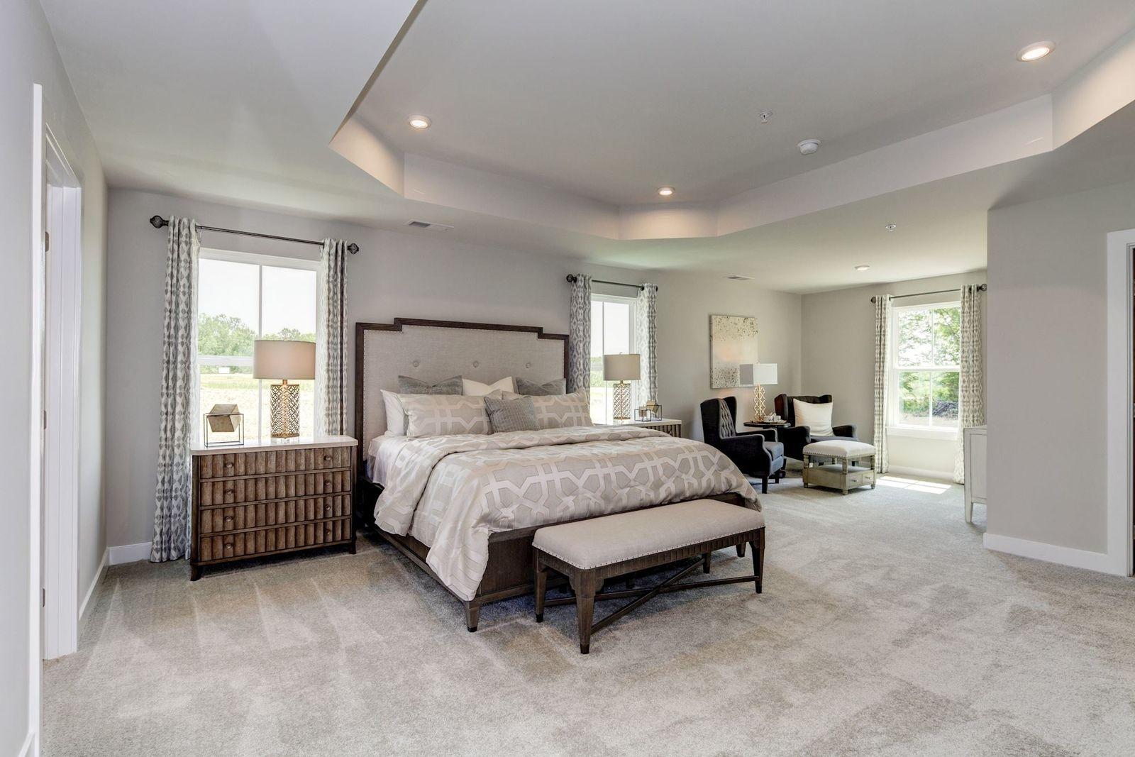Bedroom-in-Torino-at-The Preserve at Danville Estates-in-Brandywine