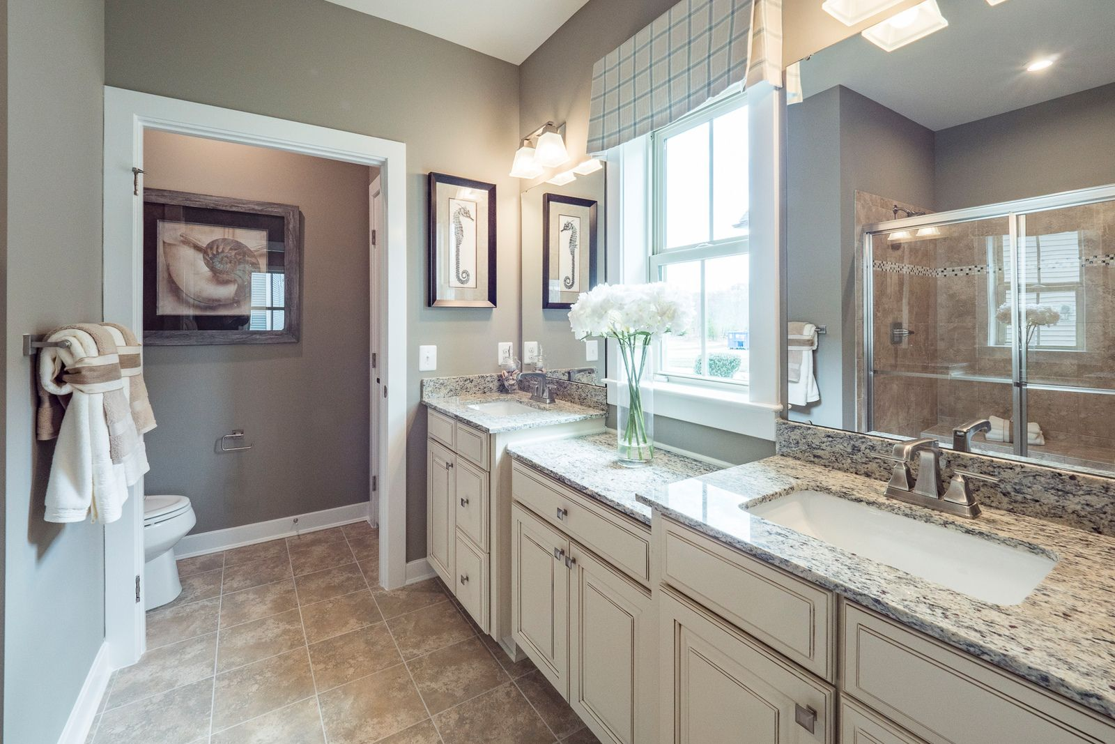Bathroom-in-Palladio 2-Story-at-Enclave at Holcomb Woods (55+)-in-Charlotte