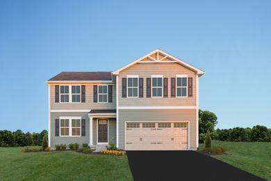 New Construction Homes & Plans in Bunker Hill, WV | 417 Homes ...