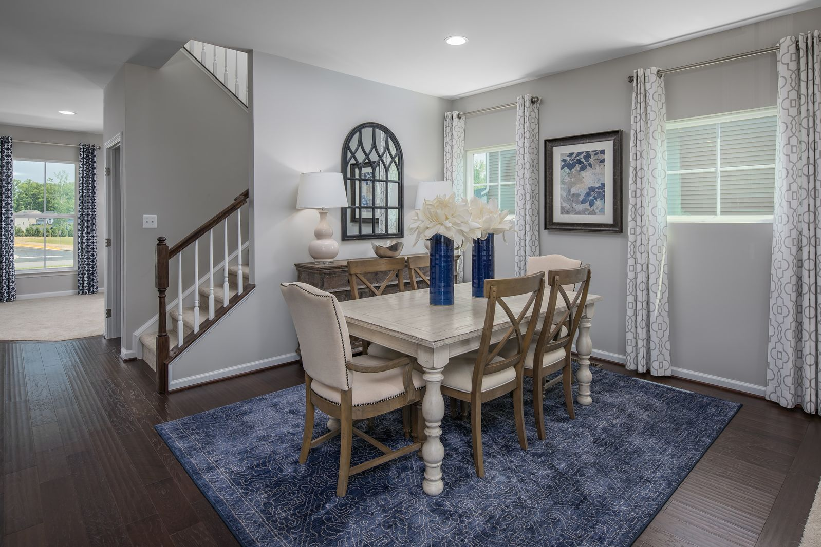 Living Area featured in the Alcott By Ryan Homes in Norfolk-Newport News, VA