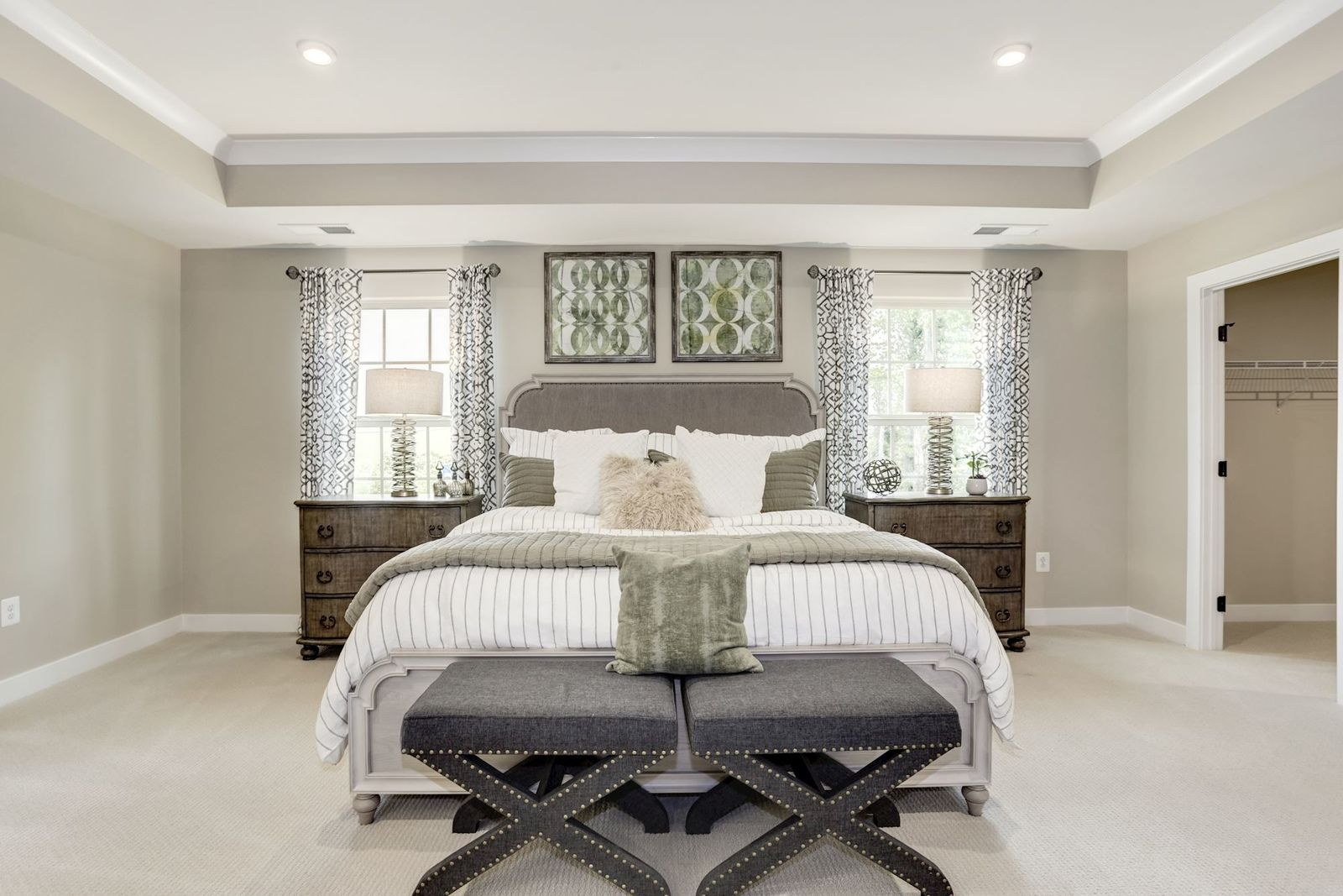 Bedroom featured in the Corsica By Ryan Homes in Washington, MD