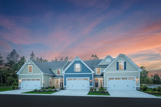 Chesapeake's #1 selling community!:Chesapeake's only maintenance free, 1st-floor master villas with water views, access to the Elizabeth River & private beach. All w/ a low monthly HOA. Schedule your visit today!