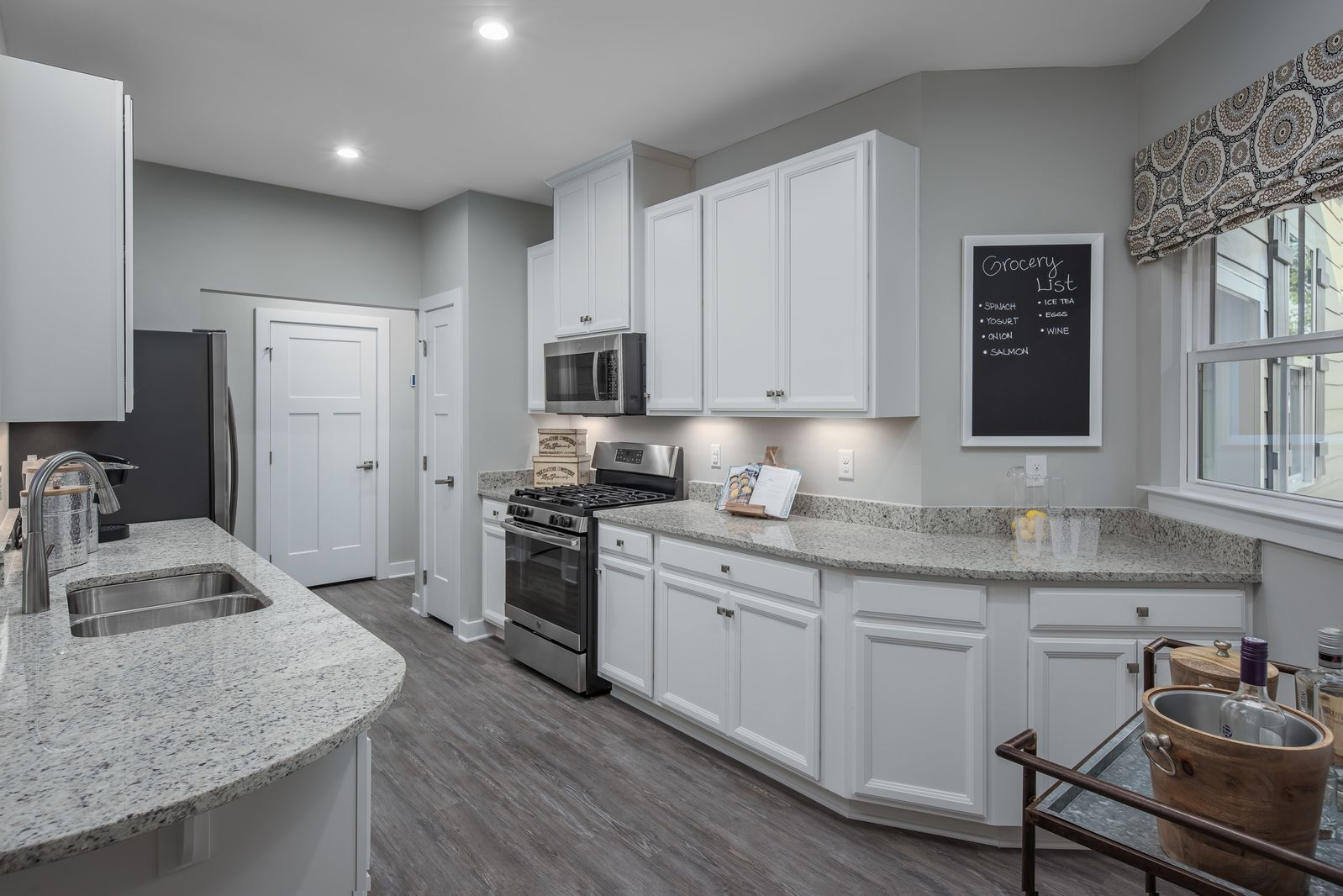 Kitchen featured in the Calvert By Ryan Homes in Norfolk-Newport News, VA