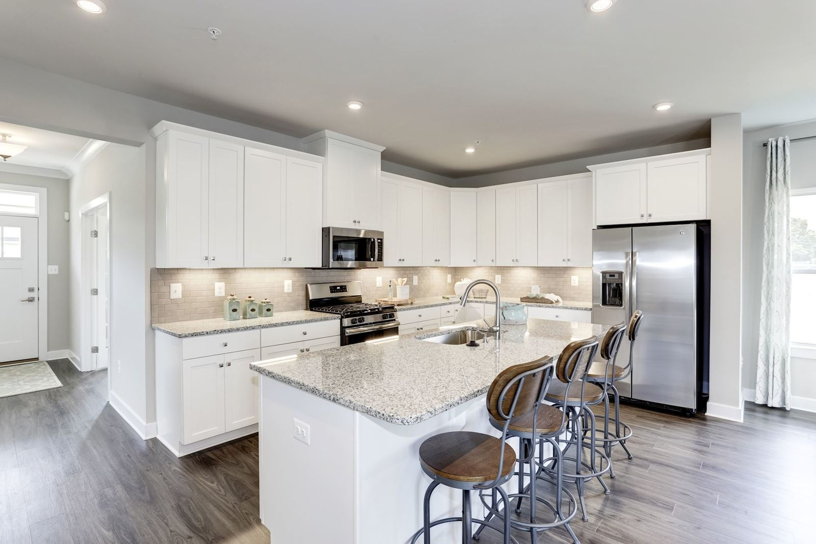 Kitchen featured in the Salinger By Ryan Homes in Norfolk-Newport News, VA