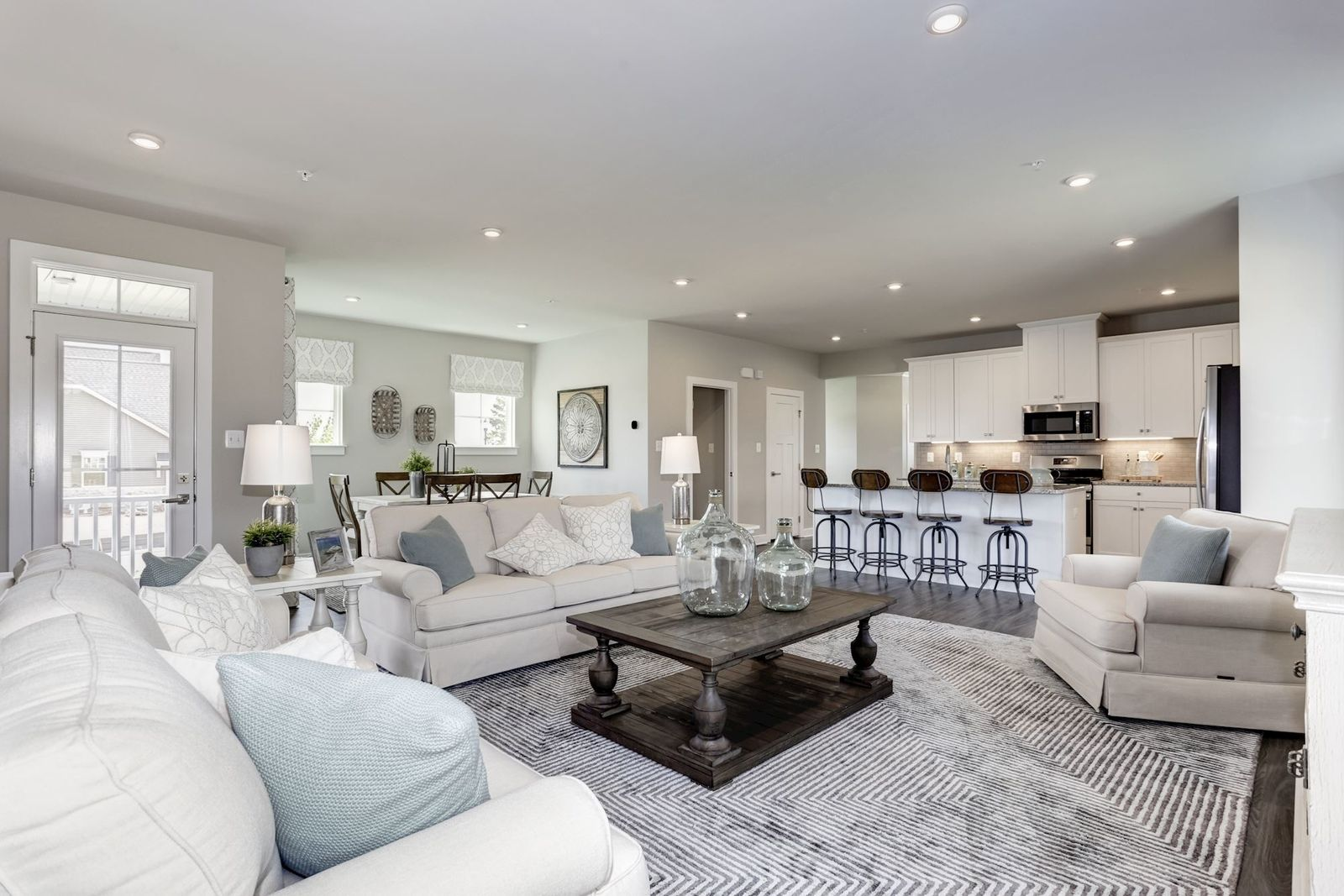 Living Area featured in the Salinger By Ryan Homes in Norfolk-Newport News, VA