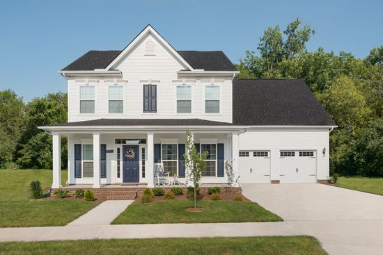 Durham Farms by Ryan Homes in Nashville Tennessee