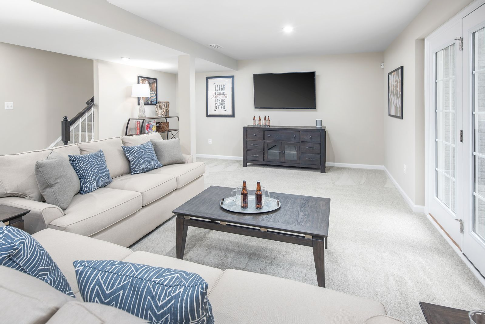 Living Area featured in the Columbia By Ryan Homes in Washington, MD