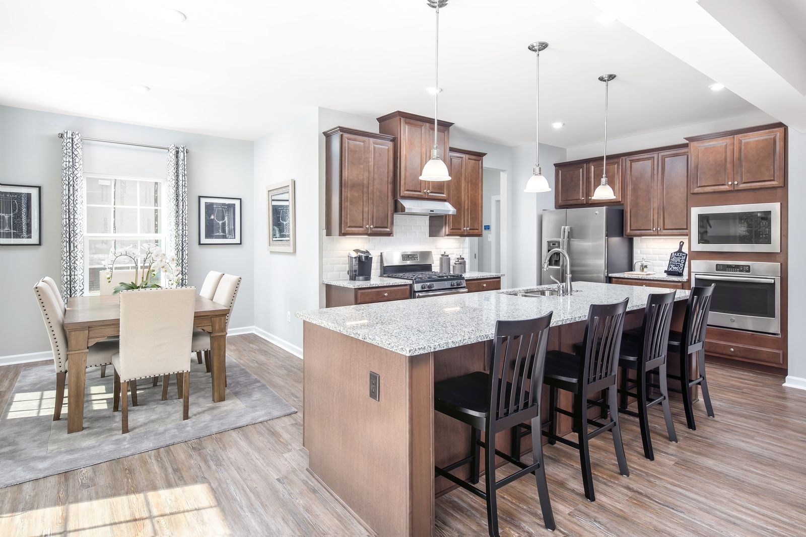 Kitchen featured in the Columbia By Ryan Homes in Washington, MD