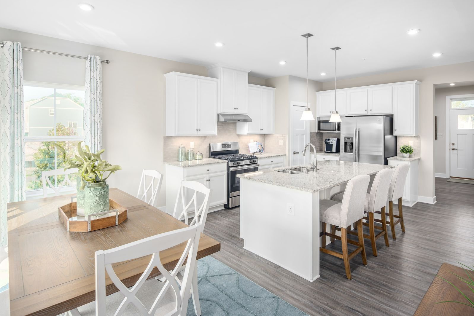 Kitchen featured in the Ballenger By Ryan Homes in Greenville-Spartanburg, SC