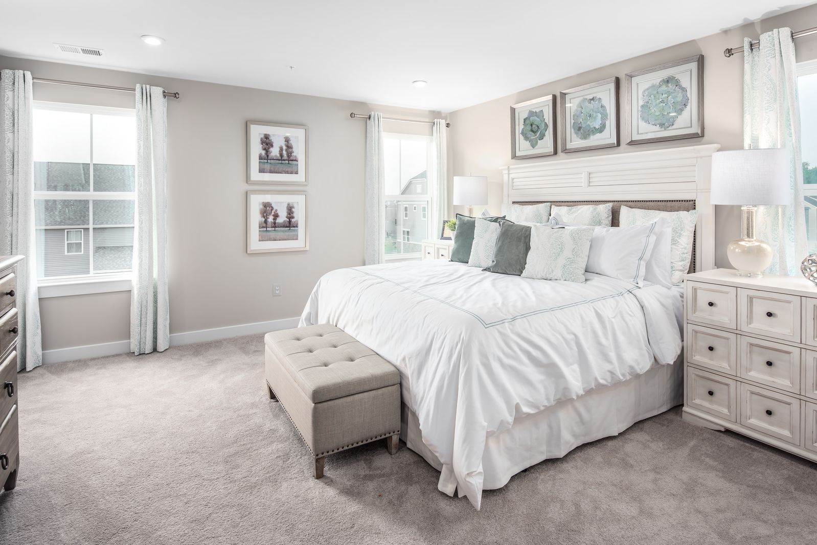 Bedroom featured in the Ballenger By Ryan Homes in Outer Banks, NC