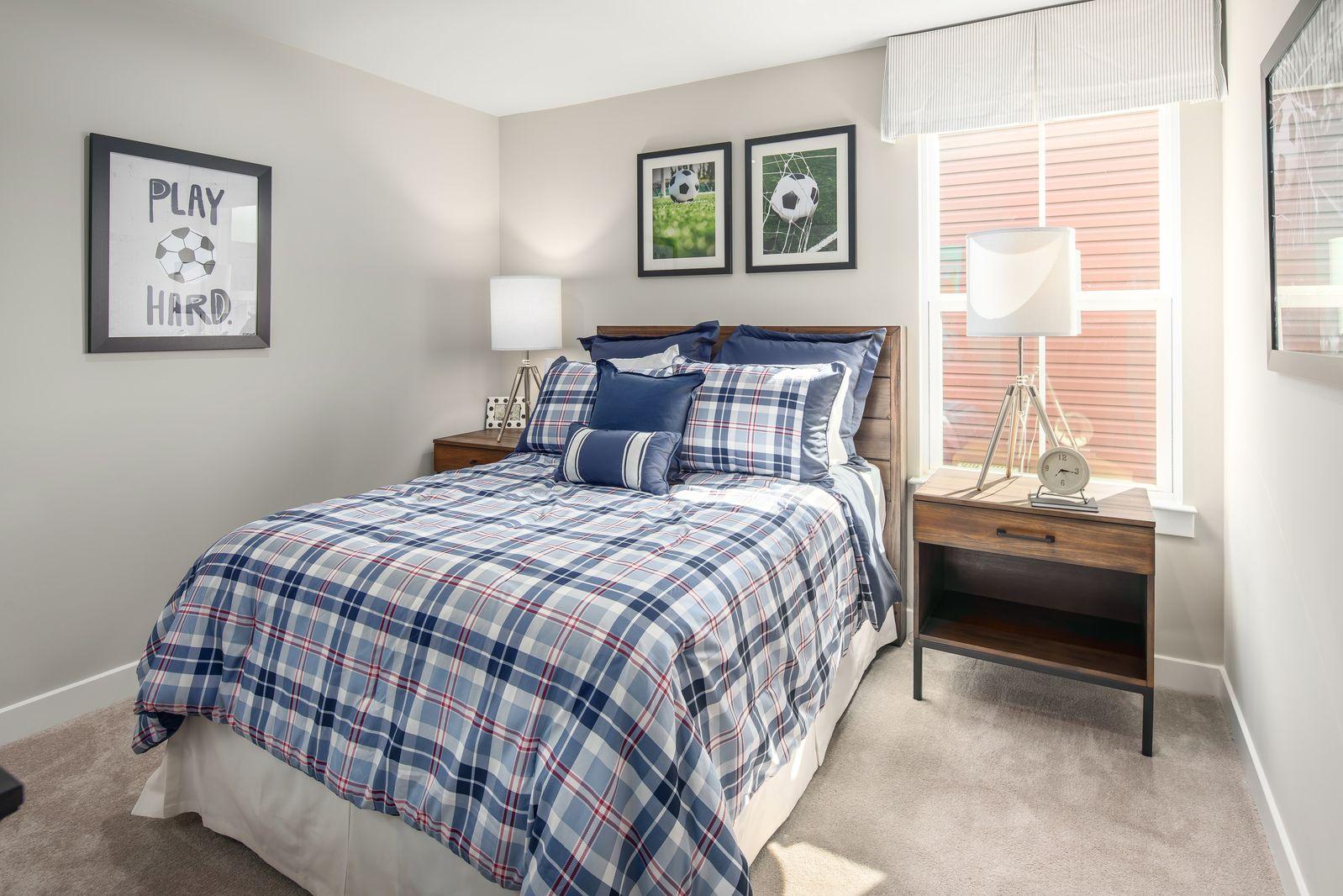 Bedroom featured in the Ballenger By Ryan Homes in Norfolk-Newport News, VA