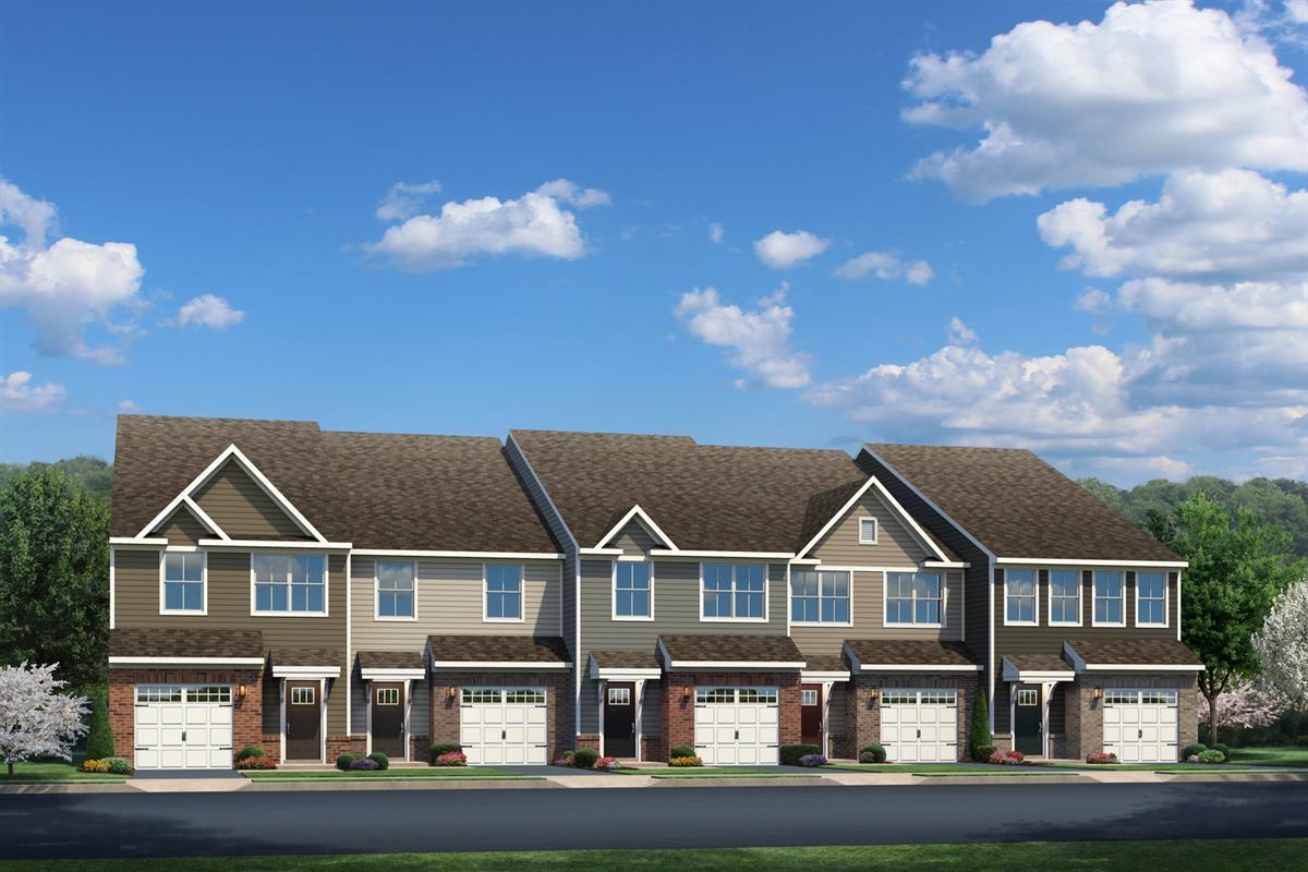New Condominim & Townhome Communities in Greenville-Spartanburg ...