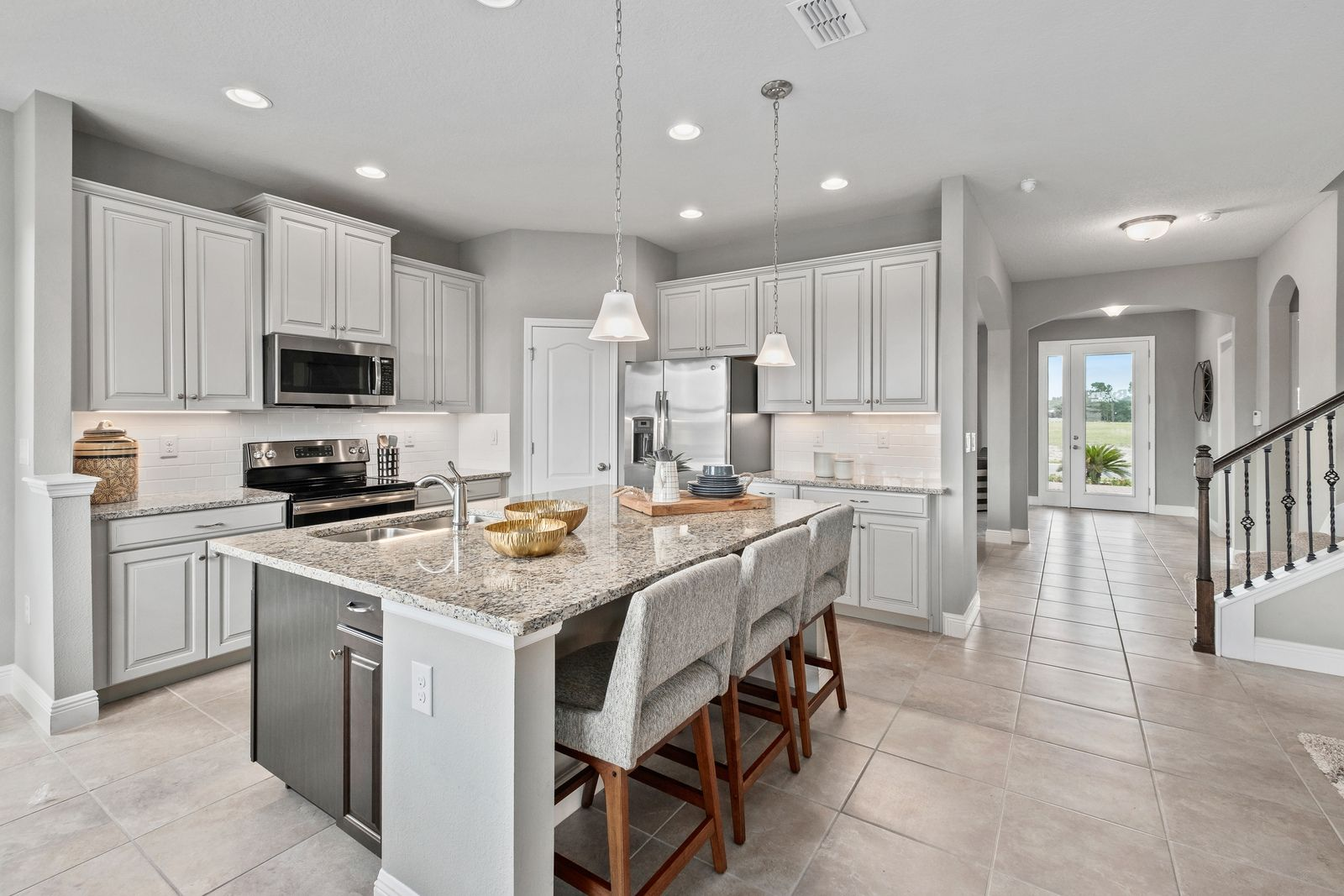 Kitchen-in-Estero Bay-at-Forest Lake Estates-in-Ocoee