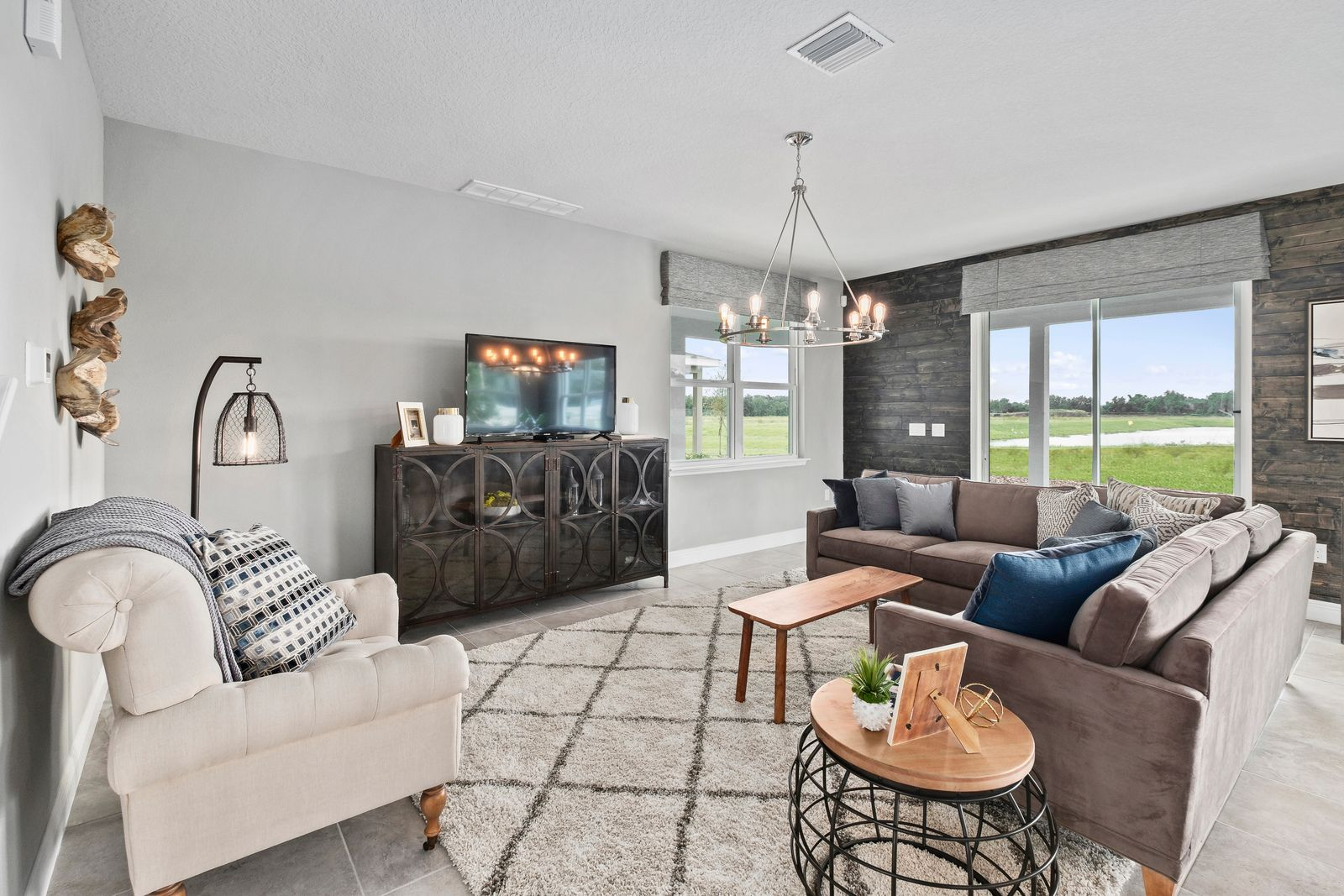 Greatroom-and-Dining-in-Estero Bay-at-Victoria Trails-in-Deland