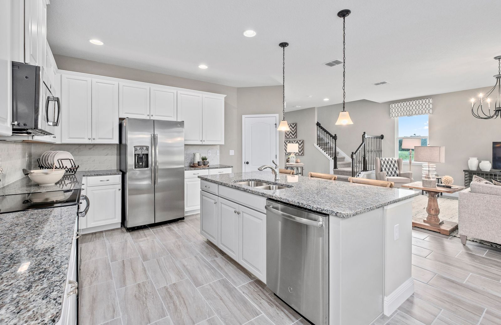 Kitchen featured in the Summerland By Ryan Homes in Orlando, FL