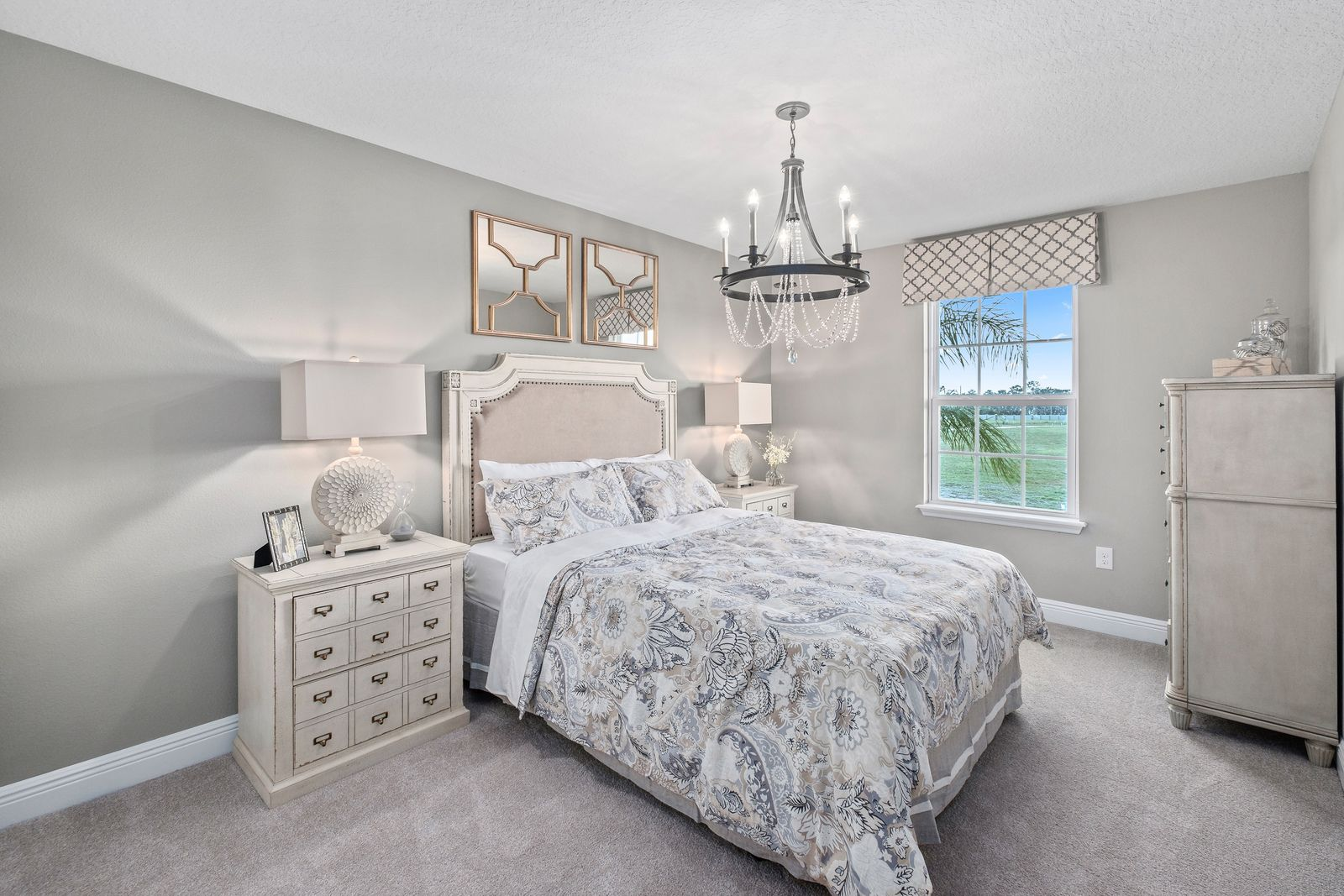 Bedroom-in-Summerland-at-Victoria Trails-in-Deland