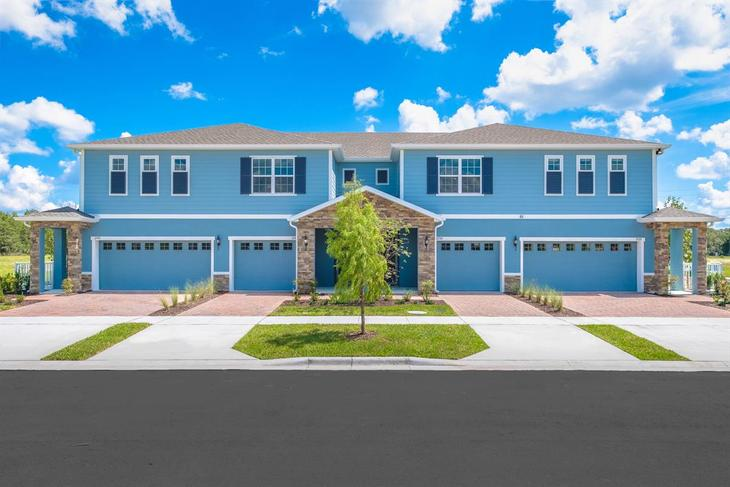 Welcome to Cypress Ridge!:Affordable and maintenance-free townhome living, from the mid $200s.Schedule your tour today to see our spacious floorplans!