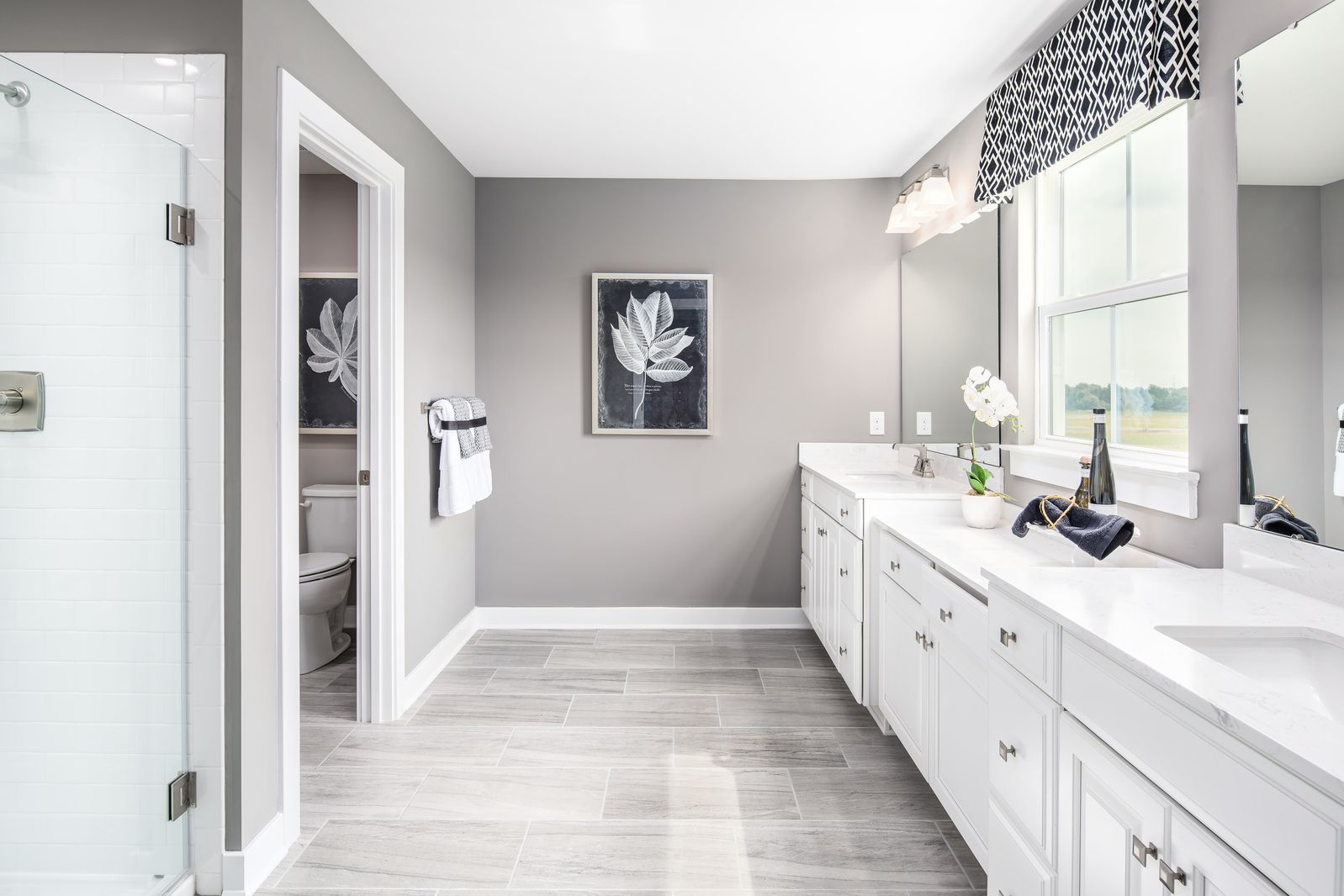 Bathroom featured in the Versailles By Ryan Homes in Washington, MD