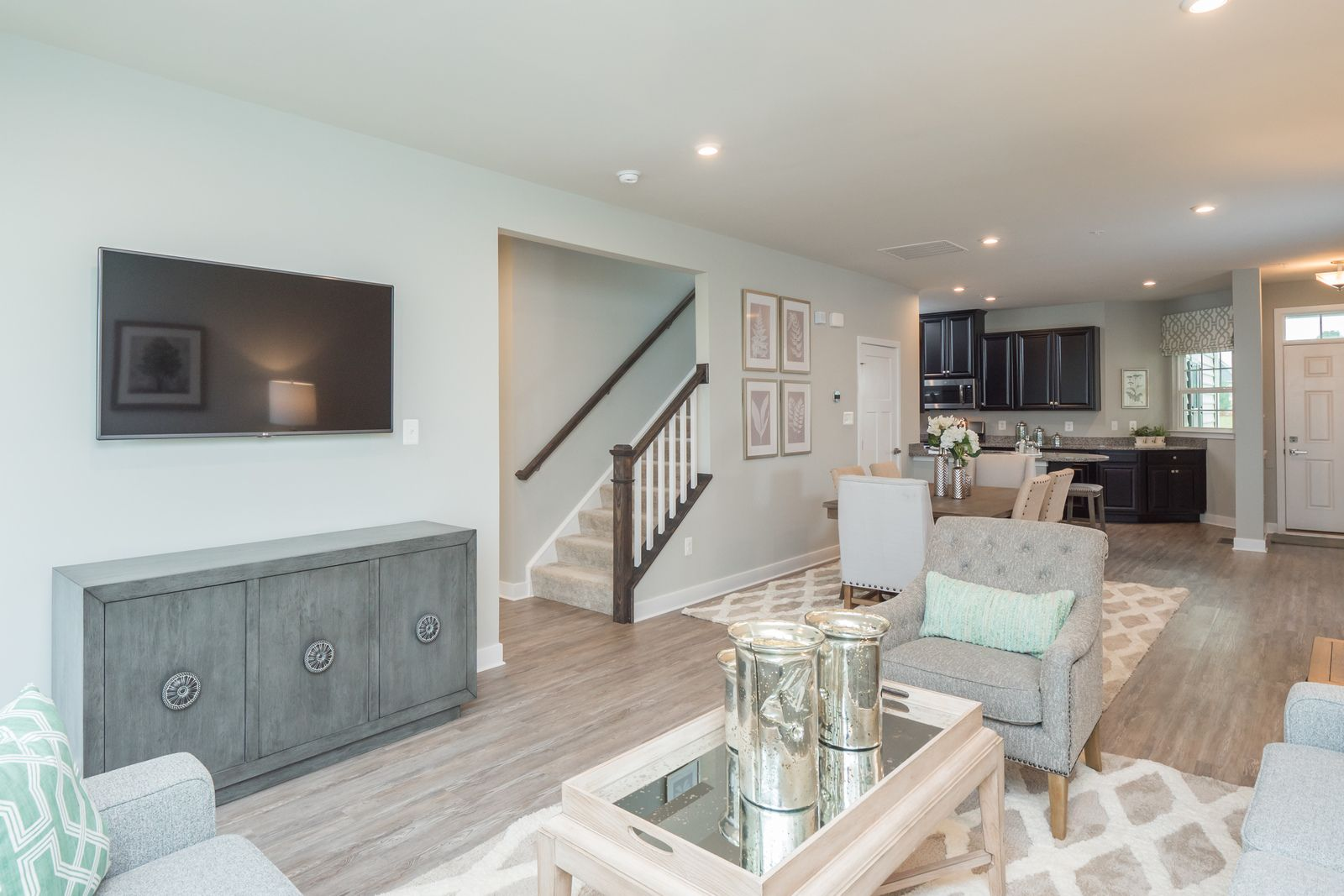 'Parkview Preserve Townhomes' by Ryan Homes-NAN in Nashville