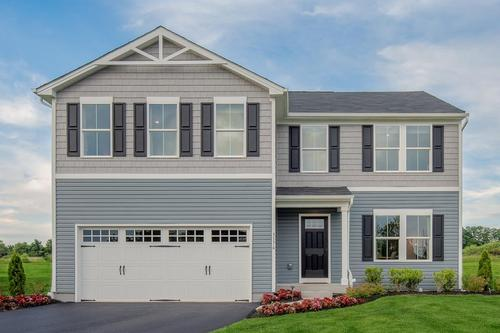 Hollandale Estates by Ryan Homes in Nashville Tennessee
