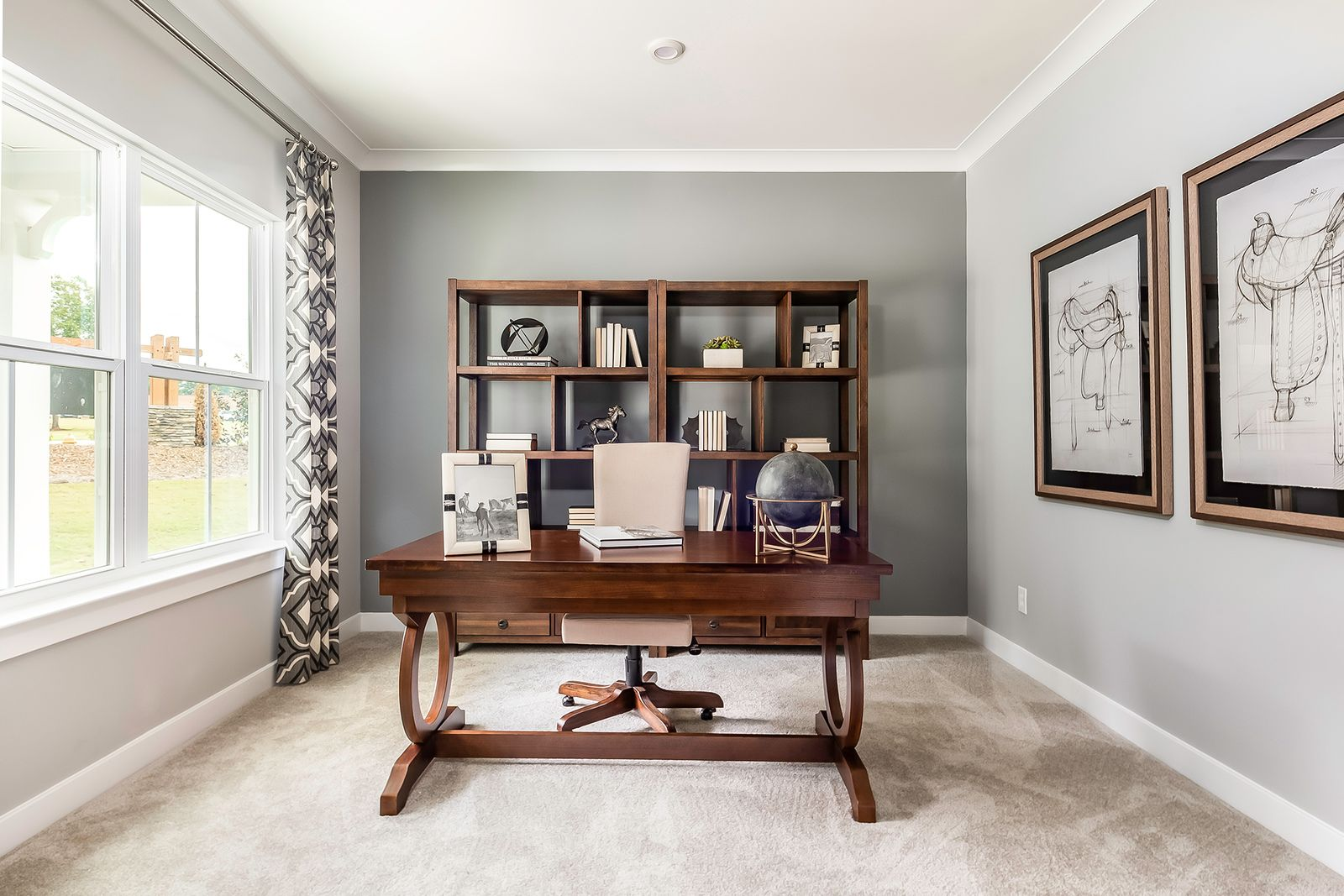 Living Area featured in the Hudson By Ryan Homes in Washington, VA