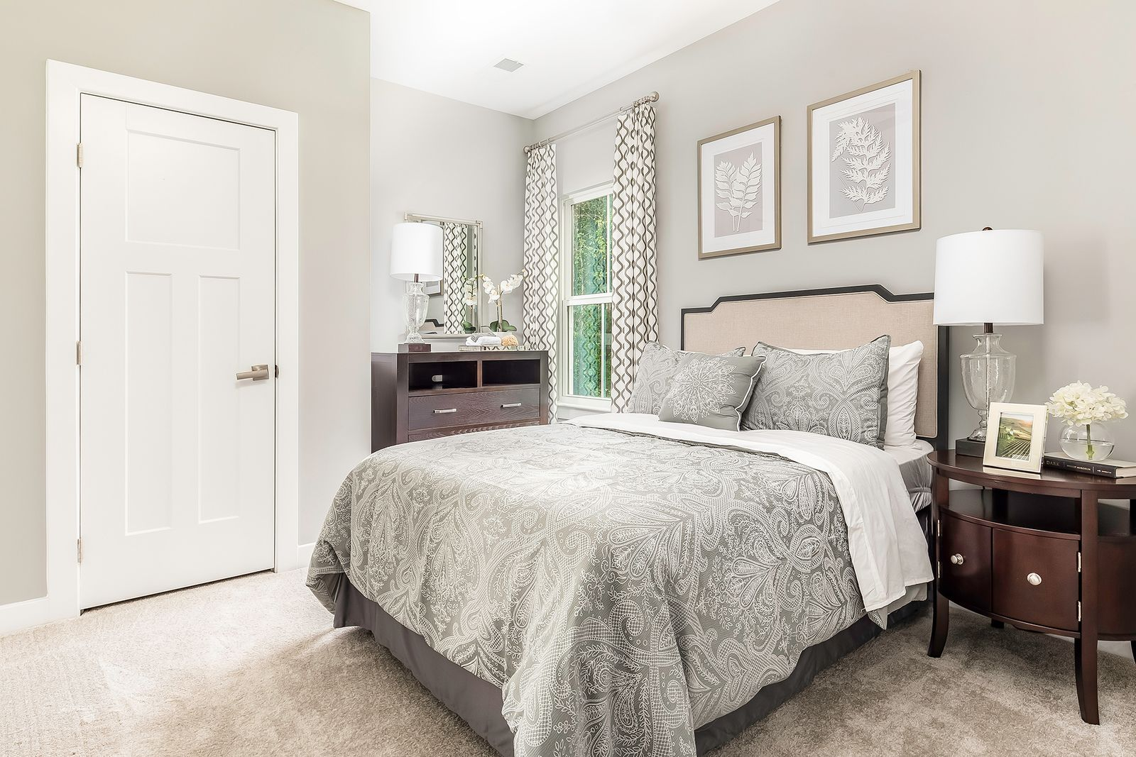 Bedroom featured in the Hudson By Ryan Homes in Washington, MD