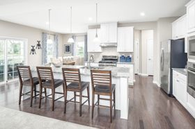 homes in Creekside at Beresford by Ryan Homes