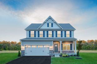 Columbia - Blackburn Single-Family Homes: Manassas, District Of Columbia - Ryan Homes