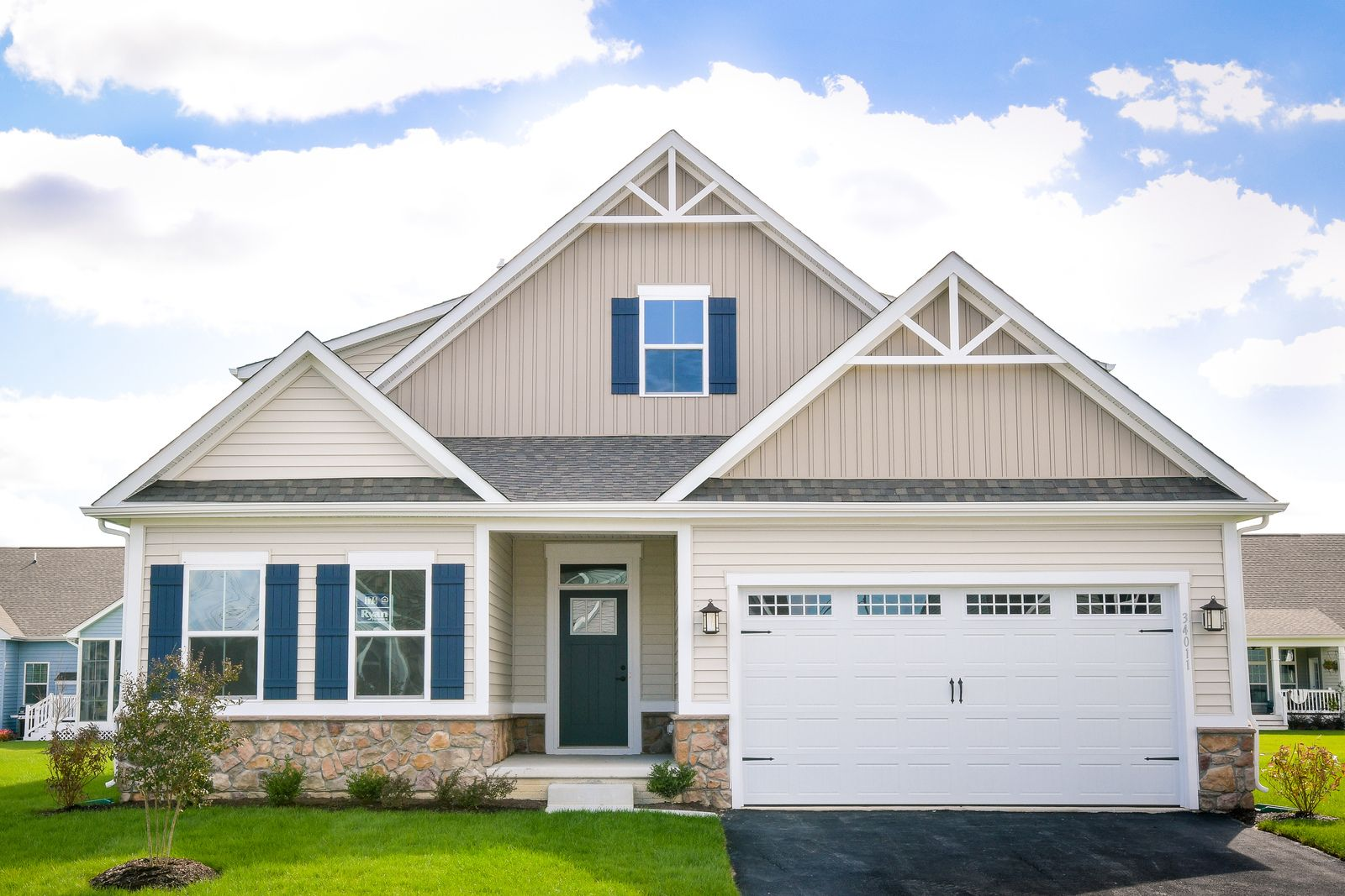 'Riverstone Cottages' by Ryan Homes-GVS in Greenville-Spartanburg