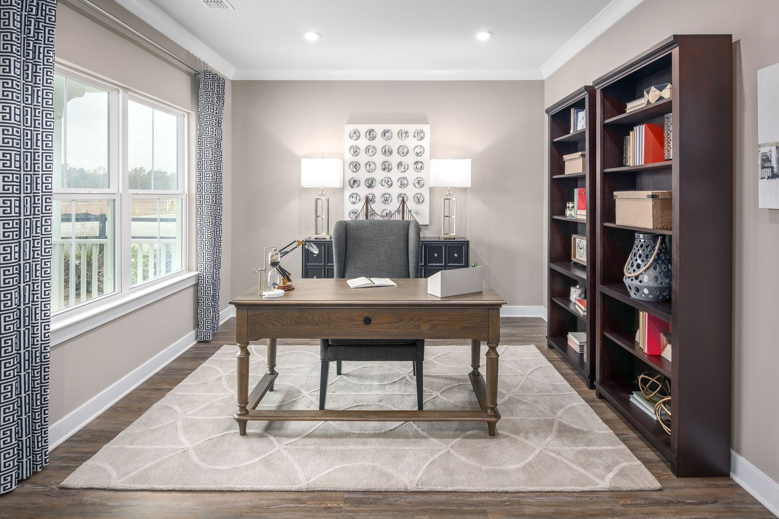 Living Area featured in the Hudson By Ryan Homes in Columbia, SC