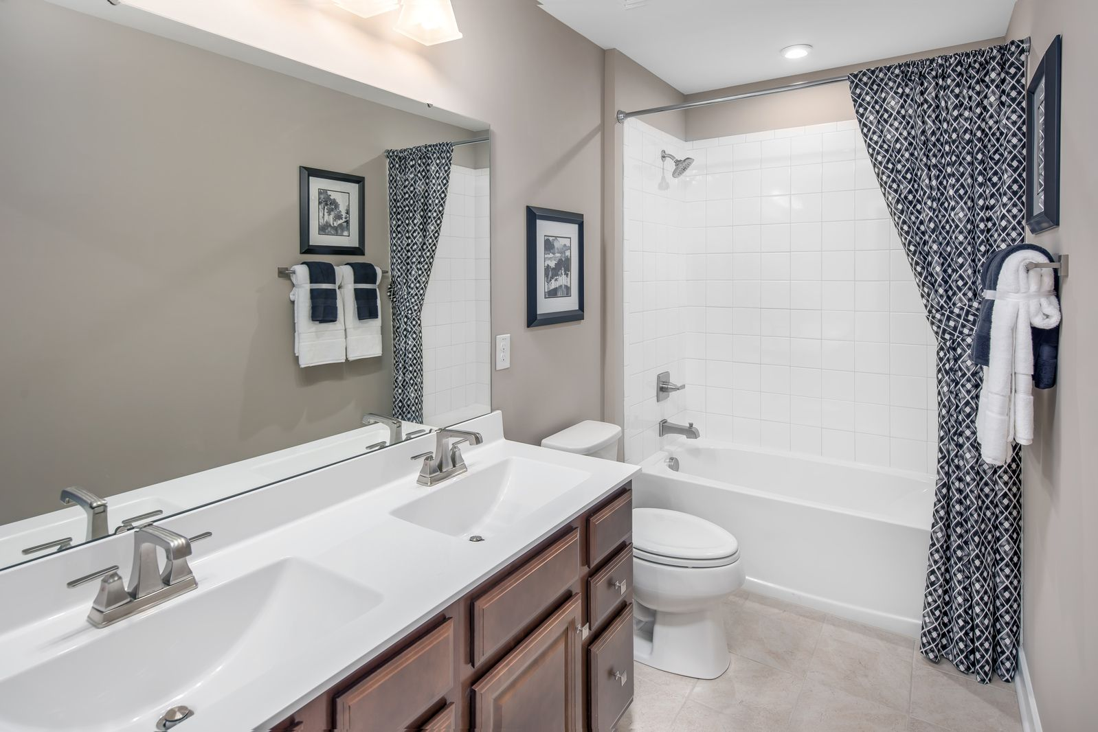 Bathroom featured in the Hudson By Ryan Homes in Columbia, SC
