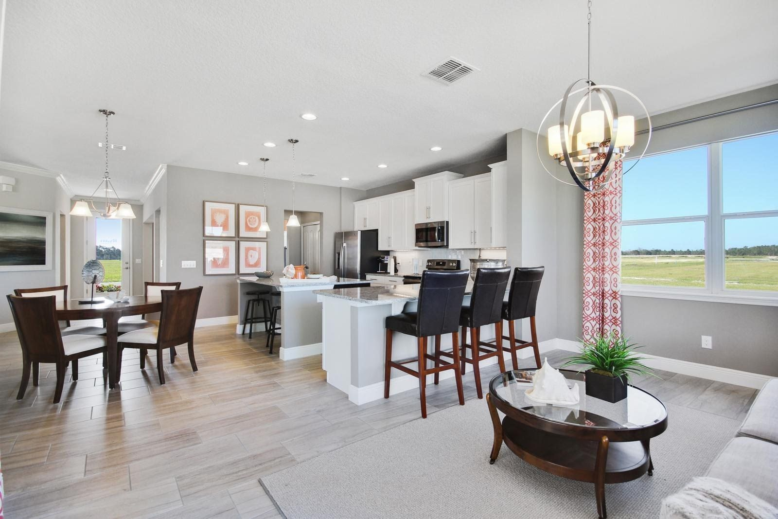 Living Area featured in the Santa Rosa By Ryan Homes in Tampa-St. Petersburg, FL