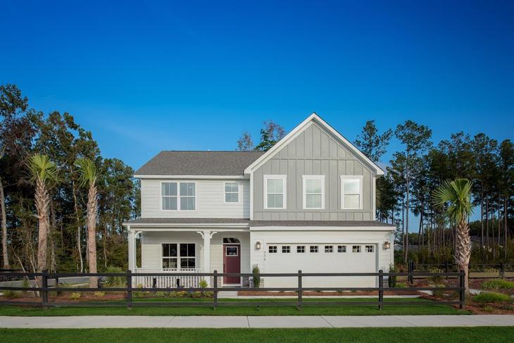 Welcome to The Ponds!:Offering two-story homes from the mid $200s in a highly amenitized community. Options available for first-floor owner's suite, bonus rooms and flex spaces!Schedule your tour today!