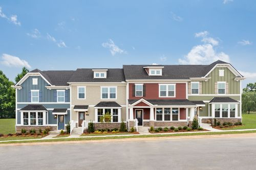 Stream Valley Towns by Ryan Homes in Nashville Tennessee
