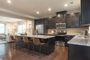 homes in Stream Valley Towns by Ryan Homes