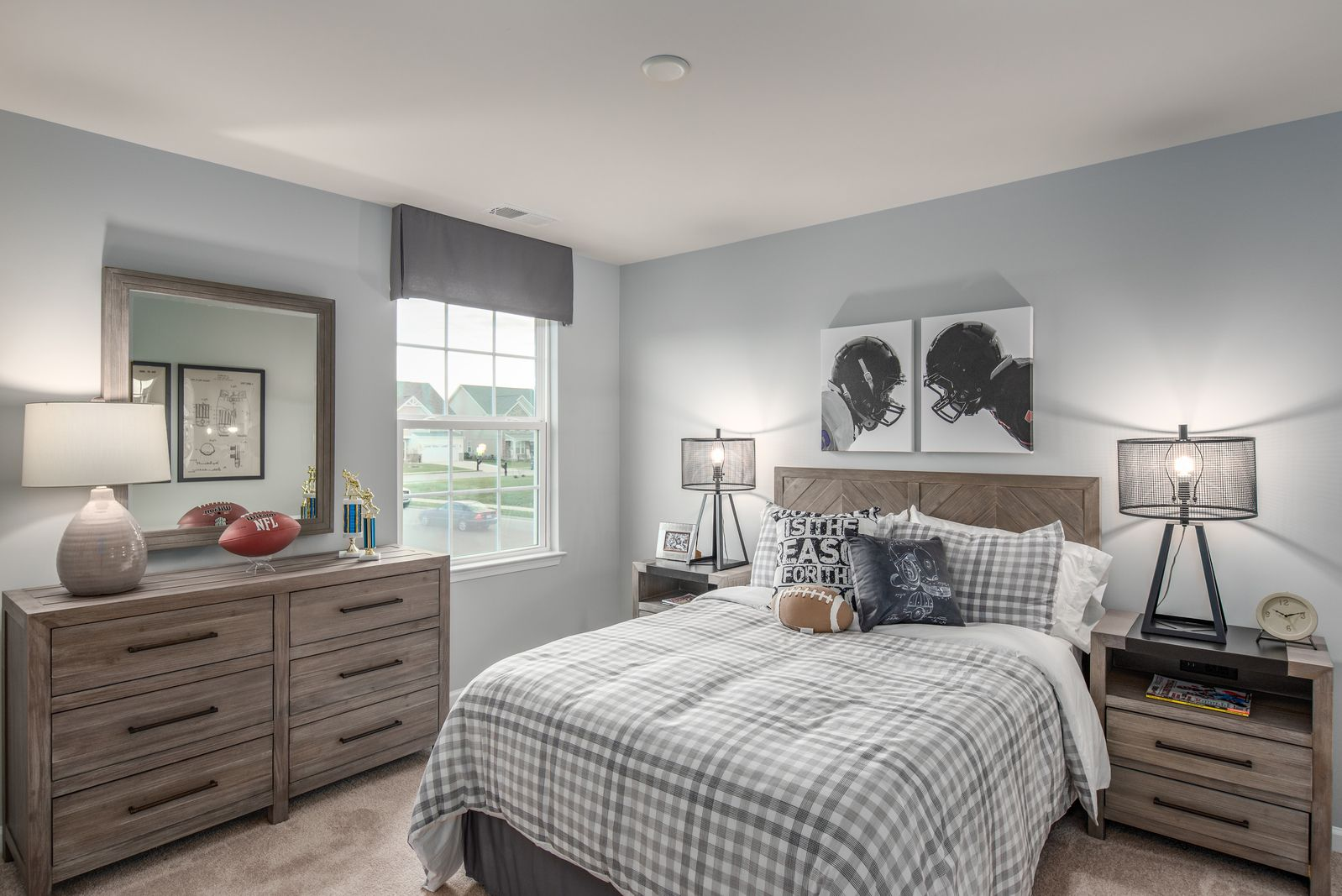 Bedroom featured in the Genoa By Ryan Homes in Greenville-Spartanburg, SC